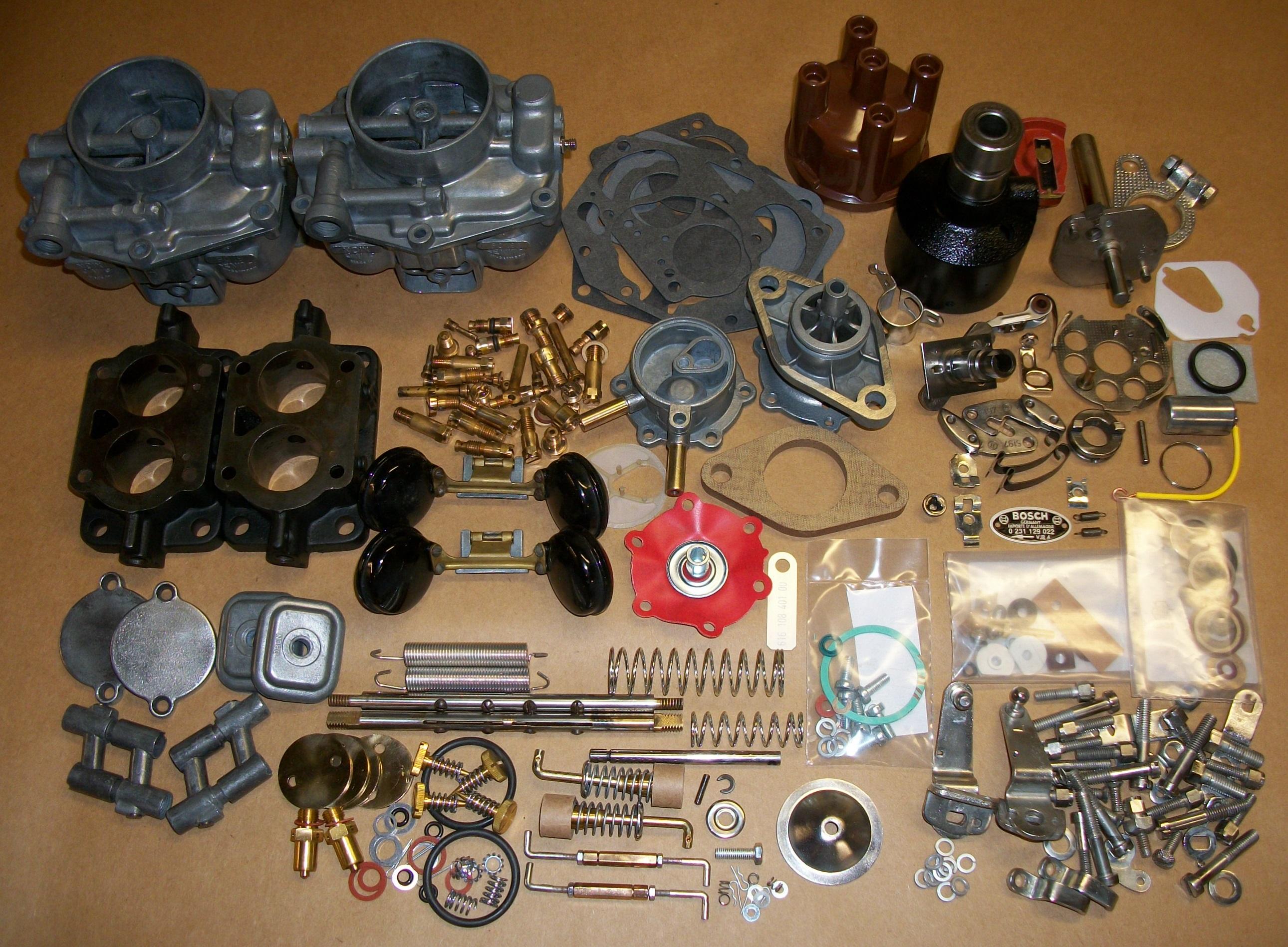 Fuel Pumps - Carbs-Fuel-Ignition (CFI) - Repair & Sales