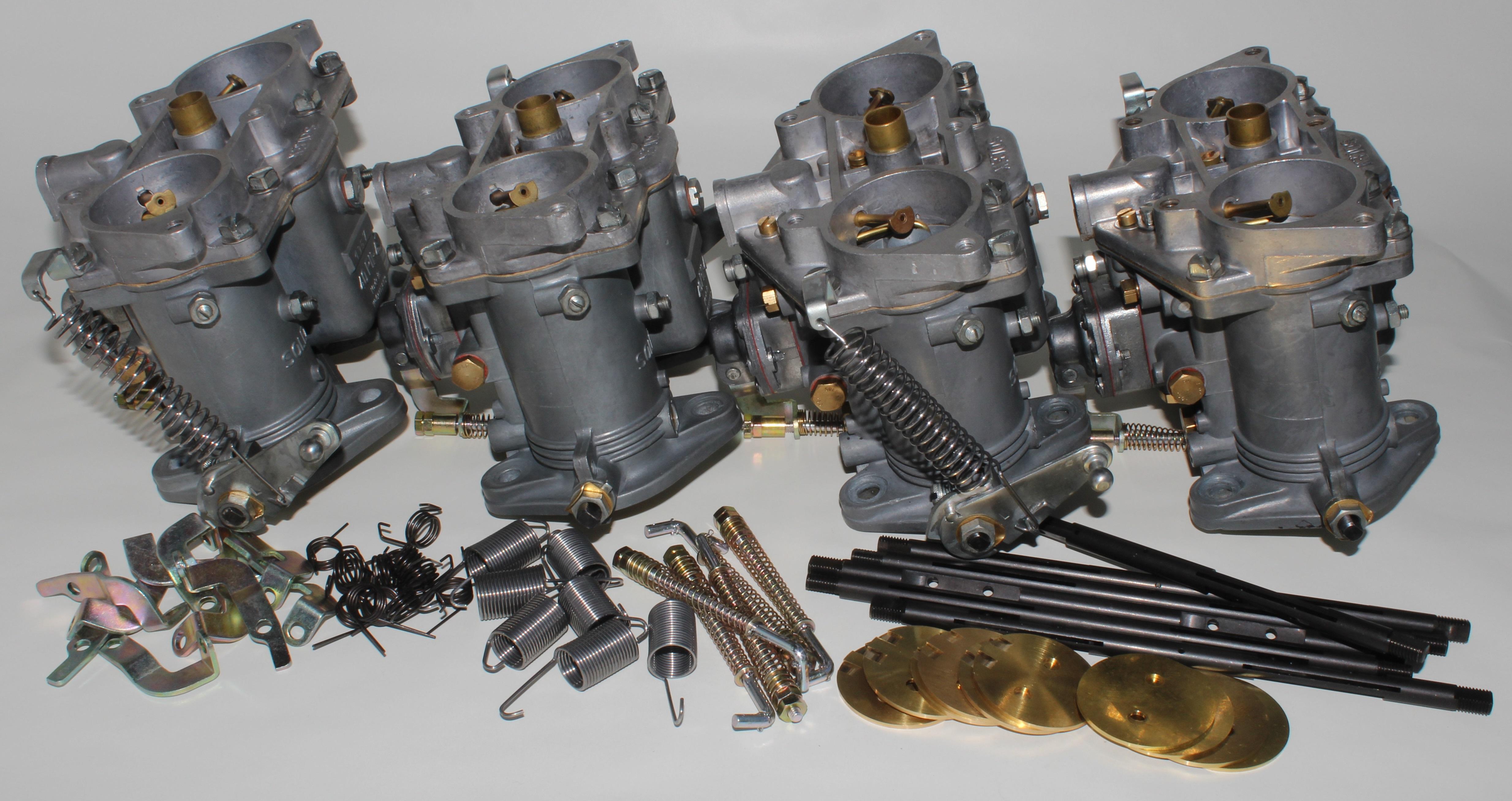 Solex Pii Porsche on Carburetor Function